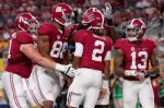 Alabama Remains at the Top, But Ohio State and Clemson Inch Closer