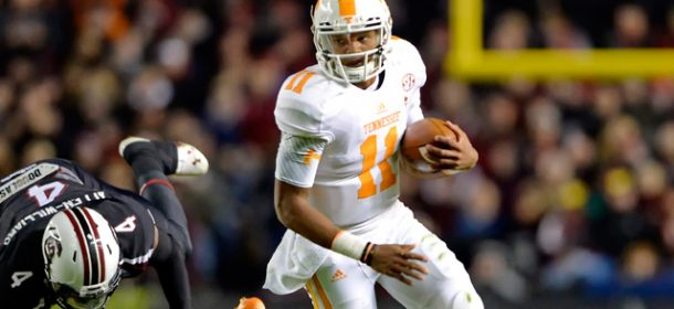 Tennessee Visits Texas A&M in SEC Saturday Showdown