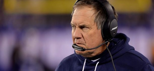 Patriots coach Bill Belichick maintains stance on benching Malcolm Butler
