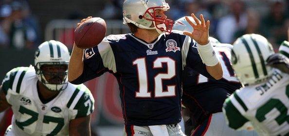 Tom Brady Sets New Record in Dolphins Win