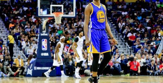 Warriors' Kevin Durant Could Return Before The End Of The NBA Regular Season