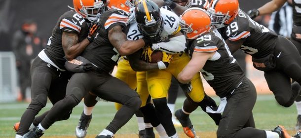 Steelers Must Run Bell Ragged to Win Division