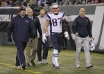 Sportsbooks Could Adjust Patriots Futures Following Gronkowski Surgery