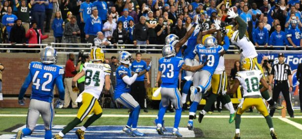 NFC North Title On the Line for Packers and Lions