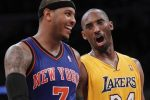 Carmelo Anthony Taking Kobe Bryant's Advice On Dealing With Phil Jackson