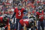 Texans Bench Brock Osweiler In Favor Of New Starting QB Tom Savage
