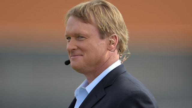Raiders coach Jon Gruden says team needs 'full-time' Marshawn Lynch