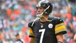 Upset by Jags, Steelers QB Ben Roethlisberger commits to 2018