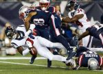 Patriots Host Texans in AFC Divisional Playoffs