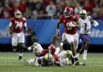 Alabama Looks to Win Second Straight National Championship
