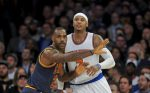 NBA Rumors: Cleveland Cavaliers Have 'No Interest' In Trading For Carmelo Anthony