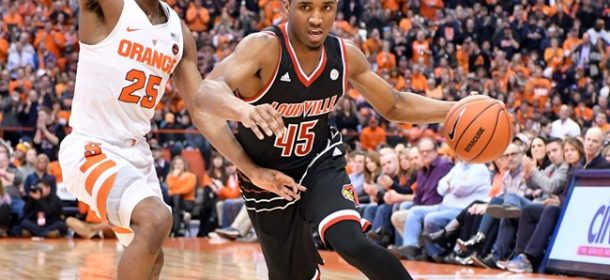 Louisville Looks to Tie North Carolina Atop ACC Standings