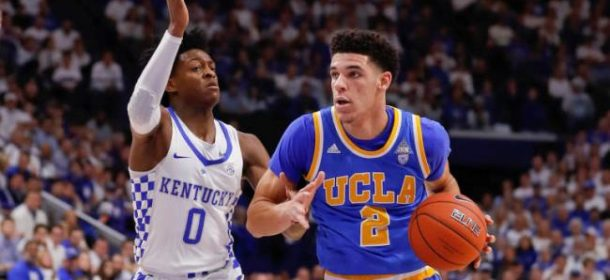 UCLA Faces Tough Sweet 16 Matchup Against Kentucky