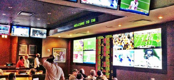 Sportsbooks in Nevada Have Record Haul