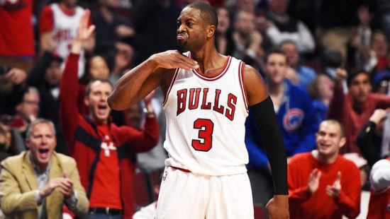 Dwyane Wade, Bulls