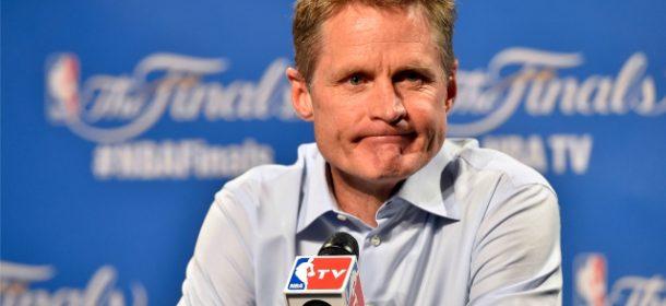 Warriors unsure when coach Steve Kerr will return