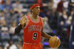 NBA Playoffs: Bulls' Rajon Rondo Attempting To Return For Game 5 In Boston