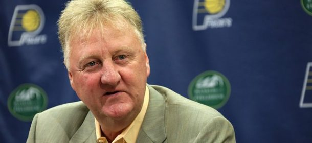 Larry Bird Steps Down As Indiana Pacers Team President