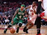 Bulls Still Without Rondo for Game 5 in Boston on Wednesday