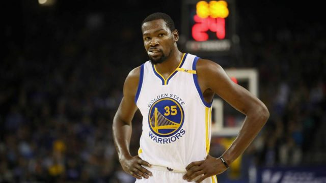 Kevin Durant, Warriors