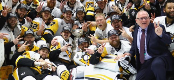Early Season NHL Stanley Cup Futures