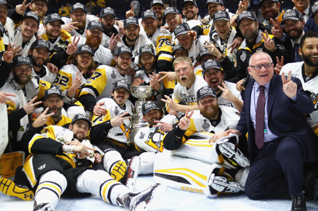 2018 NHL Stanley Cup Odds