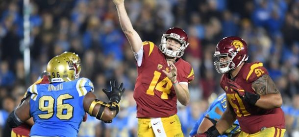 USC Trojans Favored to Win Pac-12 Championship