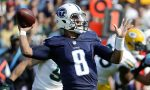 Marcus Mariota says he'll be 100 percent by training camp