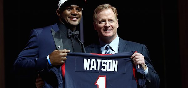 Texans impressed with Deshaun Watson at minicamp