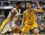 Paul George Talks About Failed Pacers-Warriors Trade Involving Klay Thompson