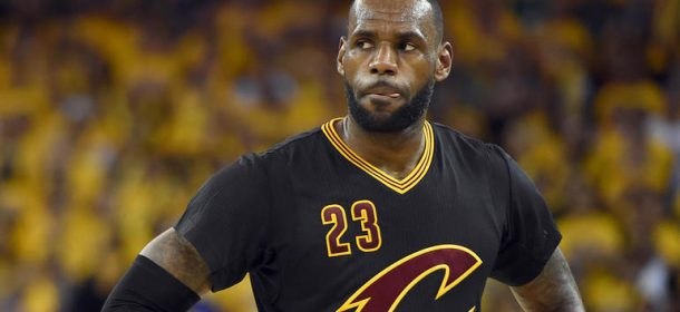 LeBron James Against NBA Playoff Format Change