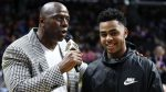 D'Angelo Russell admits Magic Johnson's comments 'ruffled a few feathers'