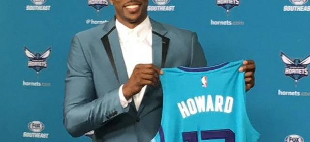 Dwight Howard aims to 'shut people's mouths' with his play in Charlotte