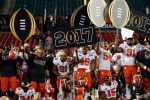 Clemson Tigers Not A Popular Choice to Repeat as National Champion