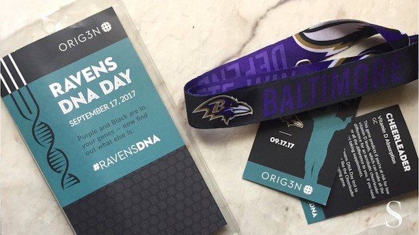 Ravens have a very strange giveaway scheduled