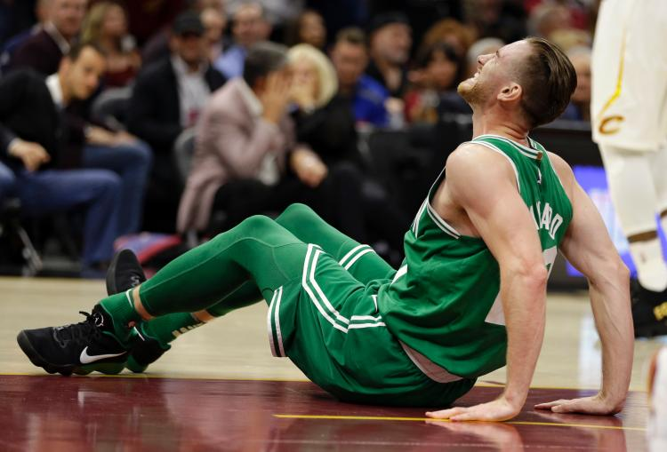 Gordon Hayward doesn't rule out returning to Celtics this season