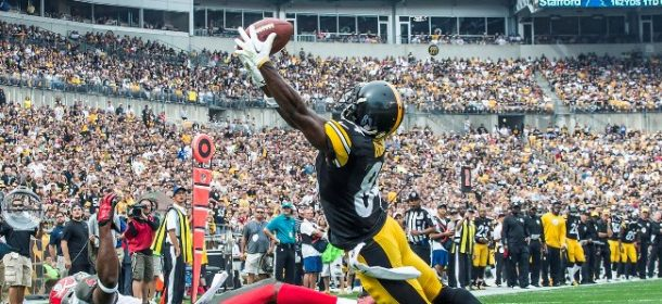 Steelers visit Motor City to Take on Lions on Sunday Night Football