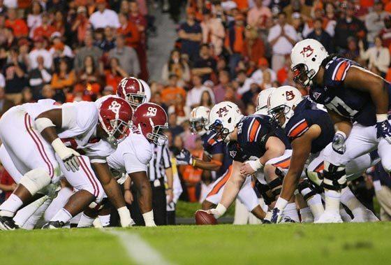 NCAAF Week 13 Opening Lines: Iron Bowl Odds