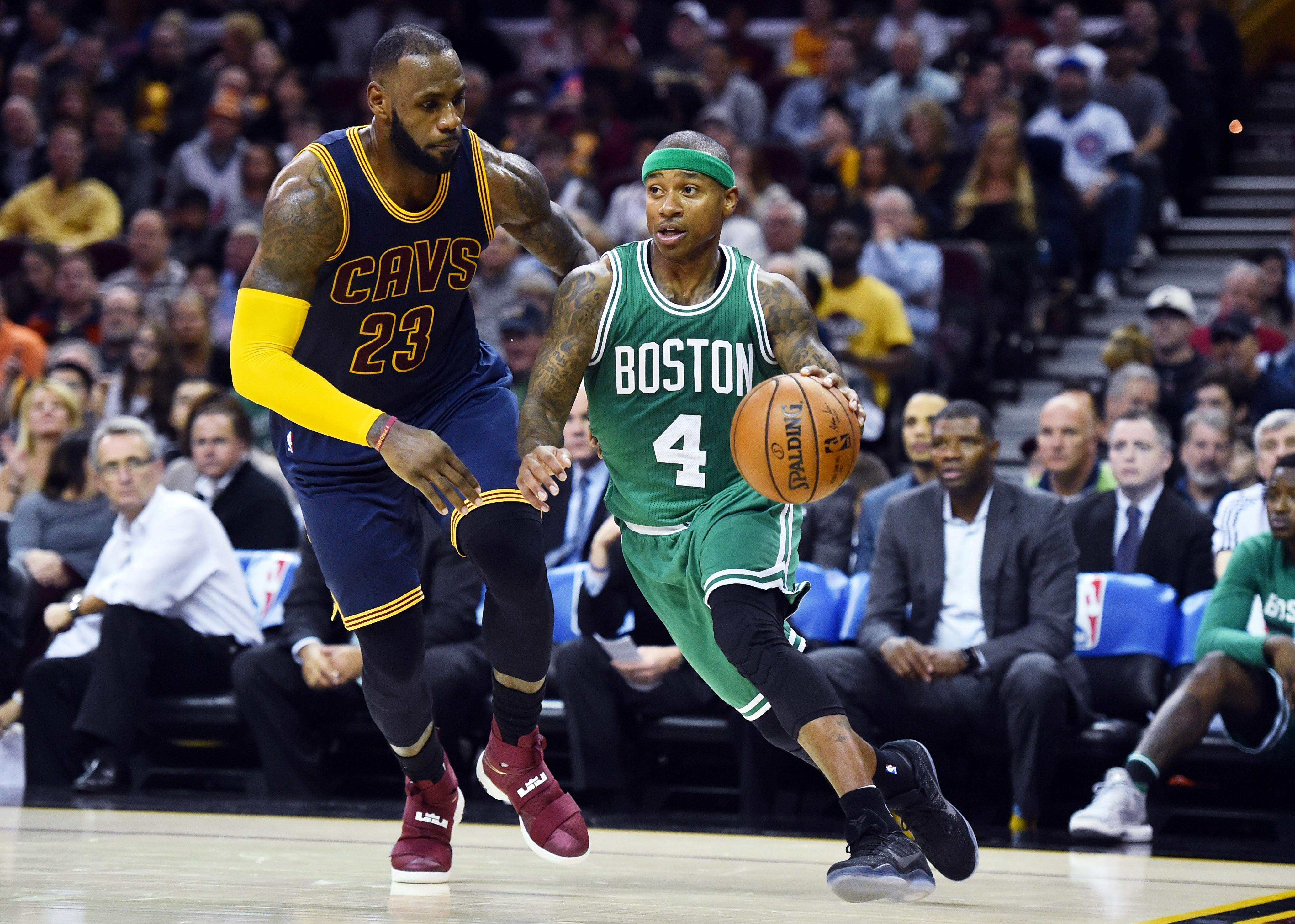 NBA Betting Trends: Boston Showing Consistence