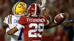Despite offensive struggles, Bama beats LSU 24-10