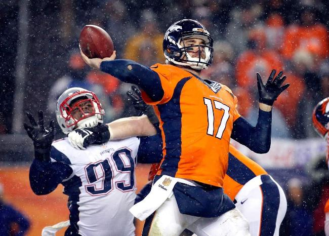 Broncos In Must-Win Situation Against Patriots