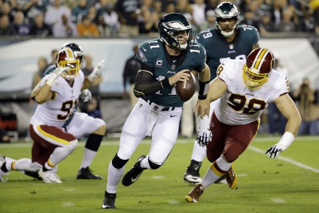 Eagles Look to Take Control of NFC East vs Cowboys