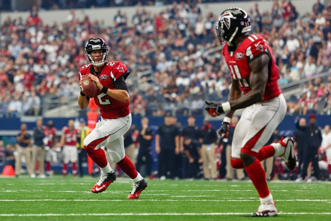 Falcons Look to Exploit Injuries in Seahawks Secondary