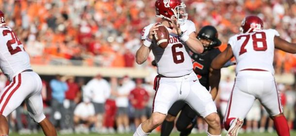 Odds Makers Like Oklahoma Sooners to Win National Title