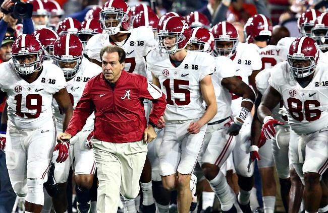 Alabama Defense Is Key to Crimson Tide's National Title Hopes