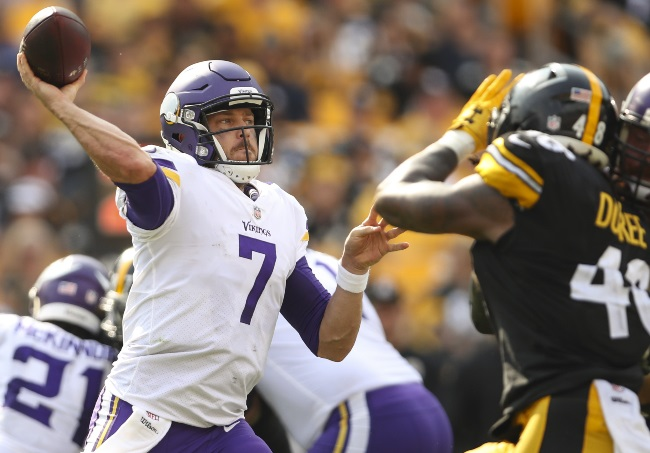Minnesota Could Stretch NFC North Lead to Three Games With Win Thursday