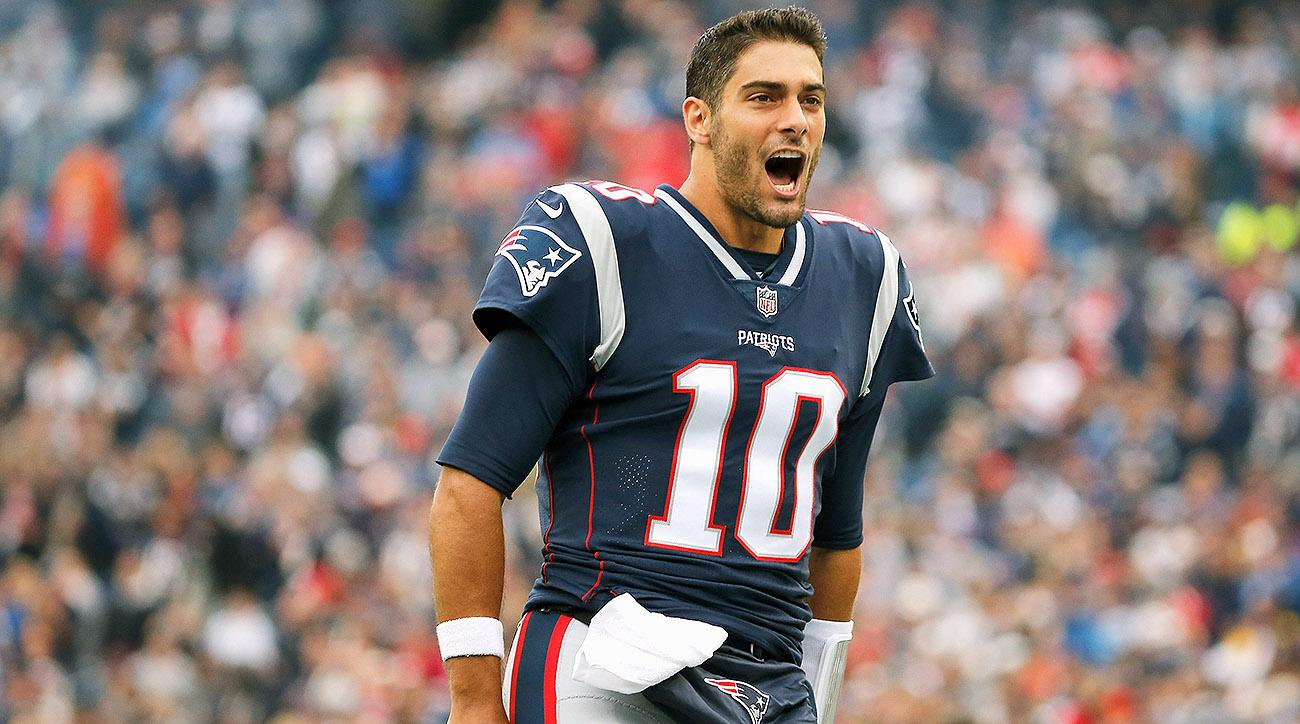Jimmy Garoppolo 'thrilled' to be traded to the 49ers ...