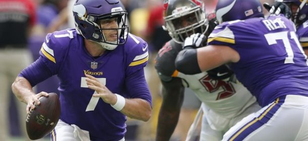 Vikings Grip on NFC North Will Tighten With Win Over Falcons