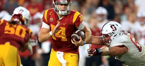 USC and Stanford Play Friday for Pac-12 Championship