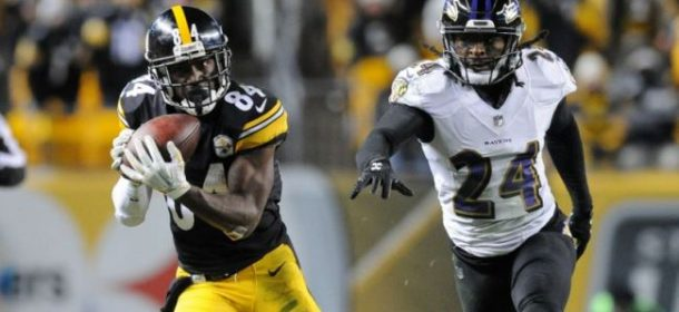 Steelers Rally to Beat Ravens and Clinch AFC North